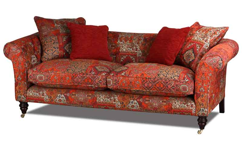 Chesterton in Alhambra Red