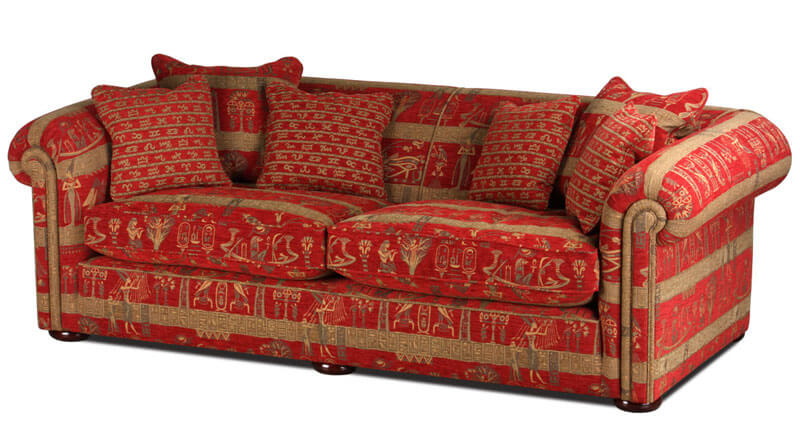 Landhaus Stil Sofa und Couch