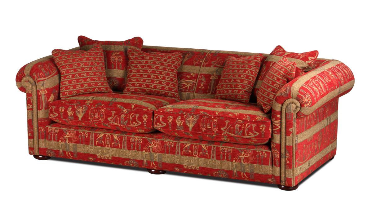 Metropolitan Big in Stoffbezug Cleopatra Red