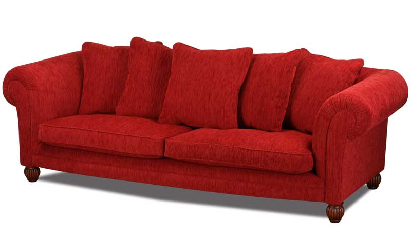 Woodstock Bigsofa Empire Red